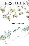 Cover-Bild zu Tiere und Raum (eBook) von Nowak, Lars