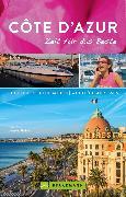 Cover-Bild zu Bruckmann Reiseführer Côte d'Azur: Zeit für das Beste (eBook) von Fischer, Andreas