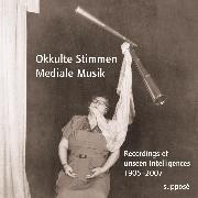 Cover-Bild zu Okkulte Stimmen - Mediale Musik (Audio Download) von Fischer, Andreas