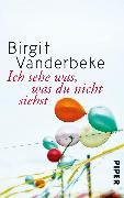 Cover-Bild zu Vanderbeke, Birgit: Ich sehe was, was du nicht siehst (eBook)