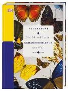 Cover-Bild zu Naturelove. Die 50 schönsten Schmetterlinge der Welt von Lowen, James