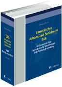 Cover-Bild zu Europäisches Arbeits- und Sozialrecht - EAS von Balze, Wolfgang