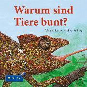 Cover-Bild zu Warum sind Tiere bunt? (Mini) von Lange, Monika