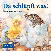 Cover-Bild zu Da schlüpft was! (Mini) von Lange, Monika