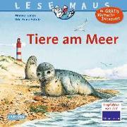Cover-Bild zu Tiere am Meer von Lange, Monika
