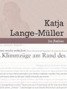 Cover-Bild zu Werkstattgespräch mit Katja Lange-Müller. Klimmzüge am Rand des eigenen Horizonts von Braatz, Patrick