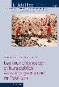 Cover-Bild zu Les lieux d'exposition et leurs publics- Ausstellungsorte und ihr Publikum (eBook) von Kobi, Valerie (Hrsg.)