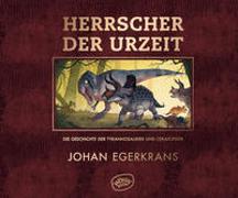 Cover-Bild zu Herrscher der Urzeit von Egerkrans, Johan