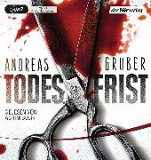 Cover-Bild zu Gruber, Andreas: Todesfrist