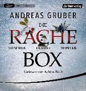 Cover-Bild zu Gruber, Andreas: Rache-Box. Die ersten drei Fälle für Pulaski und Meyers