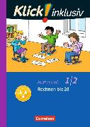 Cover-Bild zu Klick! inklusiv - Grundschule / Förderschule - Mathematik 1./2. Schuljahr. Rechnen bis 20. Themenheft 4 von Burkhart, Silke