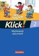 Cover-Bild zu Klick! Mathematik 2. Schuljahr. Arbeitsheft von Burkhart, Silke
