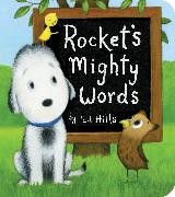 Cover-Bild zu Hills, Tad: Rocket's Mighty Words (Oversized Board Book)