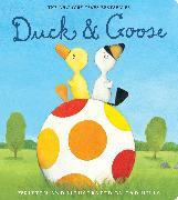 Cover-Bild zu Hills, Tad: Duck & Goose