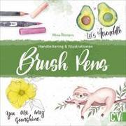 Cover-Bild zu Brush Pens von Rötters, Nina