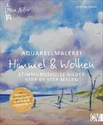 Cover-Bild zu Mein Atelier Aquarellmalerei - Himmel & Wolken von Jurick, Kristina