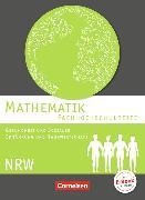 Cover-Bild zu Mathematik - Fachhochschulreife. Gesundheit und Soziales, Ernährung und Hauswirtschaft. Schülerband. NW von Brüggemann, Juliane