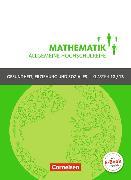 Cover-Bild zu Mathematik-Allgemeine Hochschulreife 12./13. Schuljahr. Gesundheit/Soziales. Schülerbuch von Brüggemann, Juliane