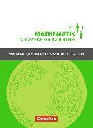 Cover-Bild zu Mathematik-Allgemeine Hochschulreife 11. Schuljahr. Gesundheit/Soziales. Schülerbuch von Brüggemann, Juliane