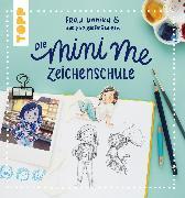 Cover-Bild zu eBook Frau Annika und ihr Papierfräulein: Die Mini me Zeichenschule