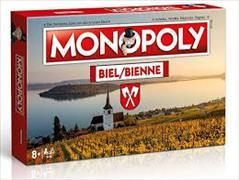 Cover-Bild zu Monopoly Biel / Bienne