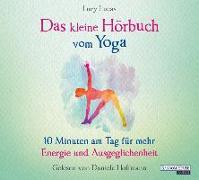 Cover-Bild zu Das kleine Hör-Buch vom Yoga von Lucas, Lucy