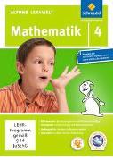 Cover-Bild zu Alfons Lernwelt / Alfons Lernwelt Lernsoftware Mathematik - aktuelle Ausgabe von Flierl, Ute