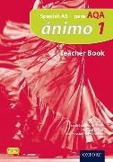 Cover-Bild zu Ánimo: 1: Para AQA Teacher Book