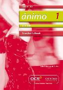 Cover-Bild zu Ánimo 1: Para OCR AS Teacher's Book