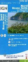 Cover-Bild zu Nord Basse-Terre, Les Mamelles, Parc National de la Guadeloupe. 1:25'000