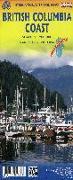 Cover-Bild zu Queen Charlotte Islands / Haida Gwaii. 1:280'000