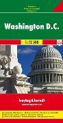 Cover-Bild zu Washington. 1:12'500