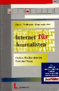 Cover-Bild zu Internet für Journalisten