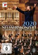 Cover-Bild zu Neujahrskonzert 2020