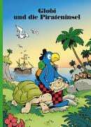 Cover-Bild zu Globi und die Pirateninsel von Lendenmann, Jürg