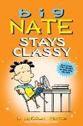 Cover-Bild zu Peirce, Lincoln: Big Nate Stays Classy (eBook)