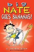 Cover-Bild zu Peirce, Lincoln: Big Nate Goes Bananas! (eBook)