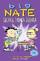 Cover-Bild zu Peirce, Lincoln: Big Nate: Thunka, Thunka, Thunka (eBook)