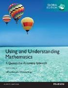Cover-Bild zu Using and Understanding Mathematics: A Quantitative Reasoning Approach: Global Edition (eBook) von Bennett, Jeffrey O.