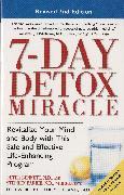 Cover-Bild zu 7-Day Detox Miracle von Bennett, Peter
