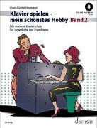 Cover-Bild zu Heumann, Hans-Günter: Klavierspielen - mein schönstes Hobby