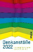 Cover-Bild zu Denkanstöße 2022 von Nelte, Isabella