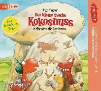 Cover-Bild zu Alles klar! Der kleine Drache Kokosnuss erforscht die Steinzeit von Siegner, Ingo