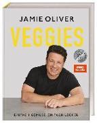 Cover-Bild zu Veggies von Oliver, Jamie
