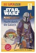 Cover-Bild zu SUPERLESER! Star Wars The Mandalorian Flucht durch die Galaxis von Vitale, Brooke
