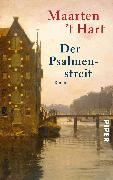 Cover-Bild zu Hart, Maarten 't: Der Psalmenstreit