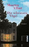 Cover-Bild zu Hart, Maarten 't: Die schwarzen Vögel (eBook)