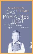 Cover-Bild zu Hart, Maarten 't: Das Paradies liegt hinter mir (eBook)
