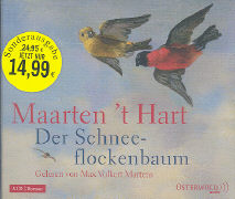 Cover-Bild zu 't Hart, Maarten: Der Schneeflockenbaum