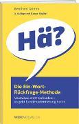 Cover-Bild zu Die Ein-Wort-Ru?ckfrage-Methode von Grimm, Bernhard
